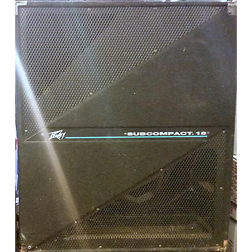 Peavey SUBCOMPACT 18 Unpowered Speaker
