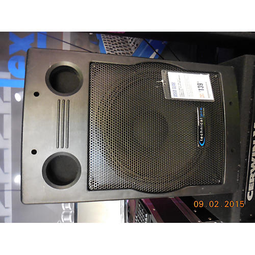 Technical Pro SUBNEO1501 Black Unpowered Speaker