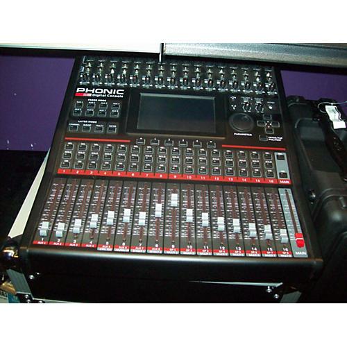 Phonic SUMMIT 16 Digital Mixer-thumbnail