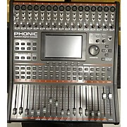 Phonic SUMMIT DIGITAL CONSOLE Digital Mixer