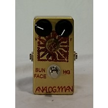 Analogman SUNFACE Effect Pedal