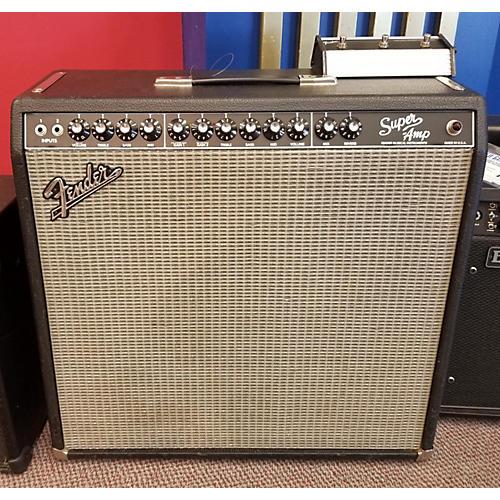 Fender SUPER AMP Tube Guitar Combo Amp