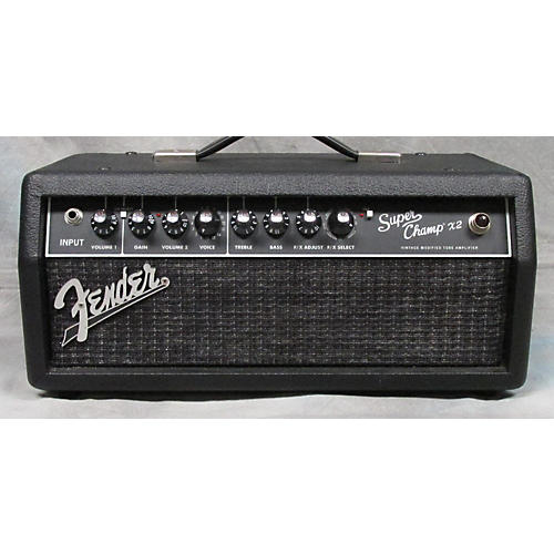 Fender SUPER CHAMP X2 HEAD Guitar Amp Head-thumbnail