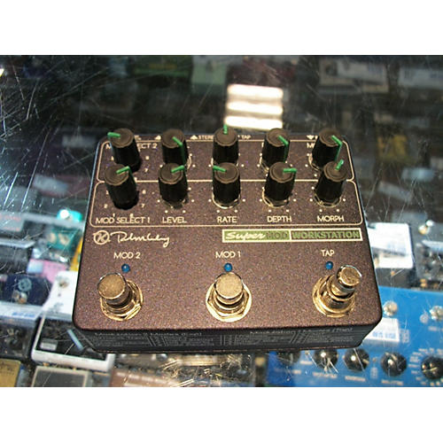 Keeley SUPER MOD WORKSTATION Effect Pedal