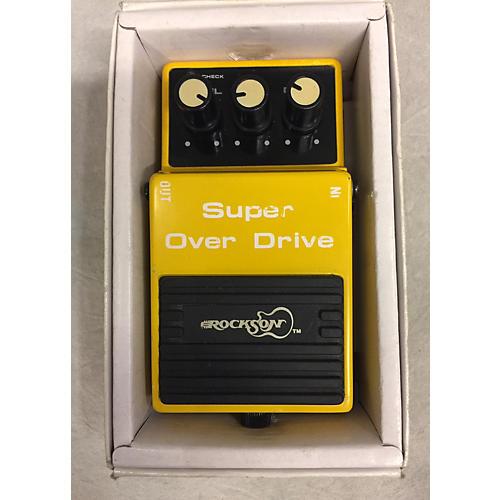 Rockson SUPER OVER DRIVE 0D-10 Effect Pedal-thumbnail
