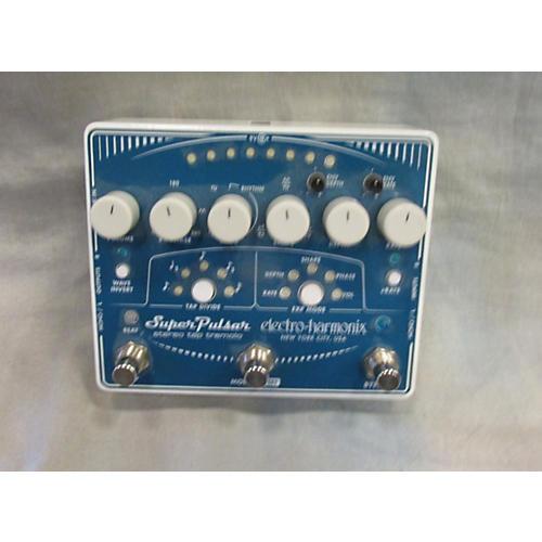Electro-Harmonix SUPER PULSAR Effect Pedal-thumbnail