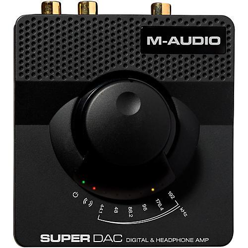 M-Audio SUPERDAC II Digital Audio Converter
