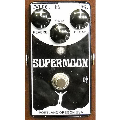 In Store Used SUPERMOON Effect Pedal-thumbnail