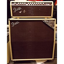 Fender SUPERSONIC 100W HEAD AND 4X12 CABINET Guitar Stack