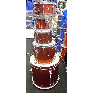 Pre-owned Tama SUPERSTAR CLASSIC MAPLE Drum Kit by Tama