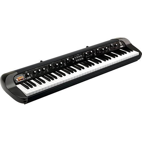 Korg SV-1 73-Key Stage Vintage Piano Black-thumbnail
