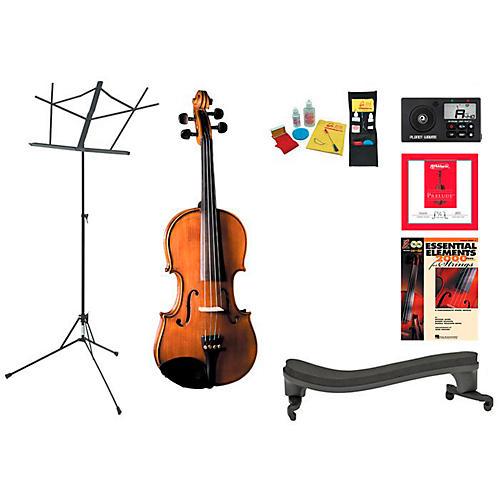 Cremona SV-175 Beginner Student 1/4 Violin Bundle
