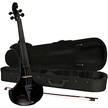 Cremona SV-180BKE Premier Student Electric Violin Outfit