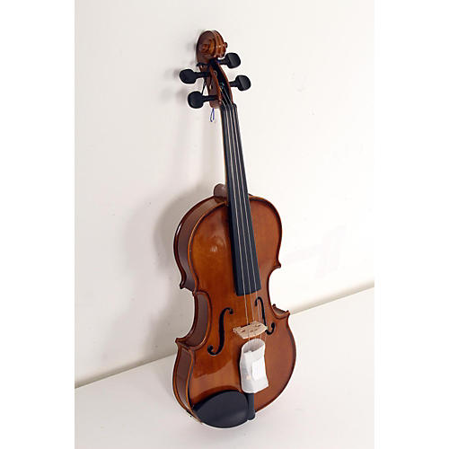 Cremona SV-75GN Premier Novice Series Sparkling Green Violin Outfit-thumbnail