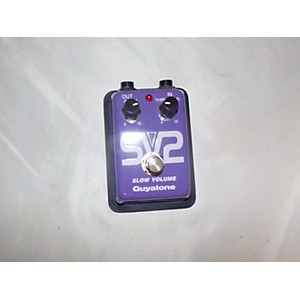 Pre-owned Guyatone SV2 Slow Volume Pedal