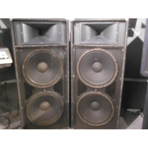 Yamaha SV215 Dual 15in (Pair) Unpowered Speaker-thumbnail