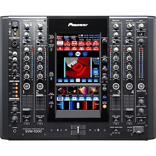 Pioneer SVM-1000 Audio and Video Mixer