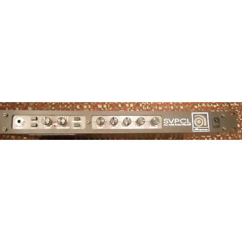 Ampeg SVPCL Tube Bass Preamp