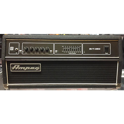 Ampeg SVT-350 Bass Amp Head-thumbnail