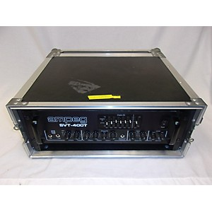 Pre-owned Ampeg SVT 400T Bass Amp Head by Ampeg