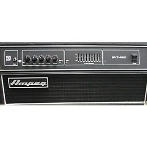 Pre-owned Ampeg SVT-450 Guitar Amp Head