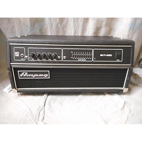 Ampeg SVT-450H Bass Amp Head-thumbnail