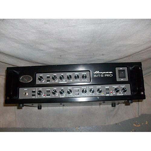 used ampeg svt 5 pro bass amp head guitar center. Black Bedroom Furniture Sets. Home Design Ideas