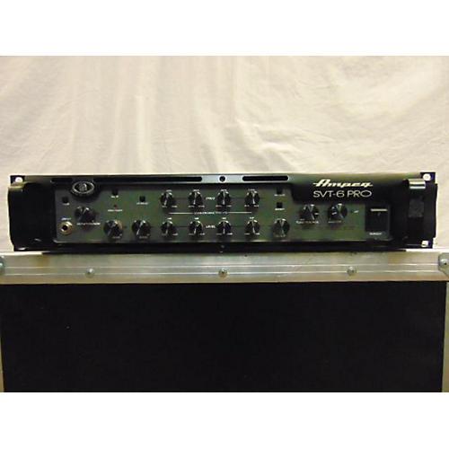 used ampeg svt 6 pro bass amp head guitar center. Black Bedroom Furniture Sets. Home Design Ideas
