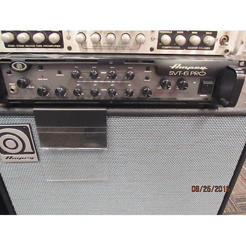 Ampeg SVT-6 Pro Bass Amp Head-thumbnail