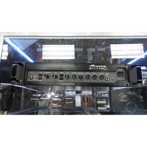 used ampeg svt 7 pro bass amp head guitar center. Black Bedroom Furniture Sets. Home Design Ideas