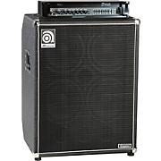 Ampeg SVT Bass Amp Half Stack