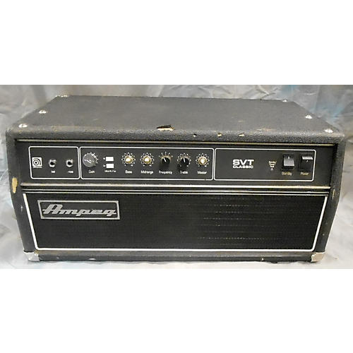 Ampeg SVT-CL Classic 300W Tube Bass Amp Head-thumbnail