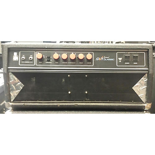 Ampeg SVT-CL Classic 300W Tube Bass Amp Head-thumbnail