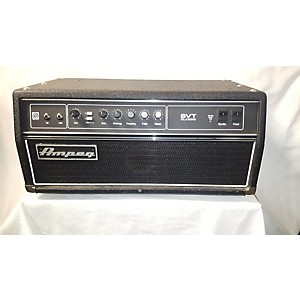 Pre-owned Ampeg SVT-CL Classic 300 Watt Tube Bass Amp Head by Ampeg