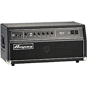 Ampeg SVT-CL Classic Bass Head by Ampeg