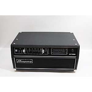 Click here to buy Pre-owned Ampeg SVT1000 Bass Amp Head by Ampeg.