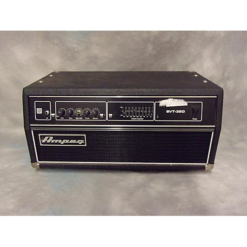 Ampeg SVT350H Bass Amp Head