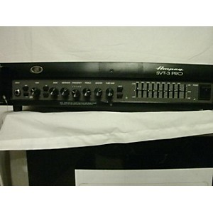 Click here to buy Pre-owned Ampeg SVT3PRO 450 Watt Bass Amp Head by Ampeg.