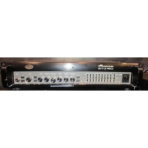 Ampeg SVT3PRO 450W MADE IN USA Bass Amp Head