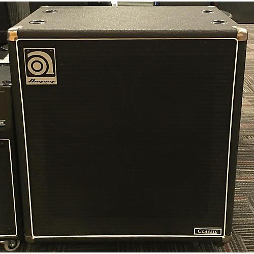 Ampeg SVT410HE 4x10 800W Bass Cabinet-thumbnail