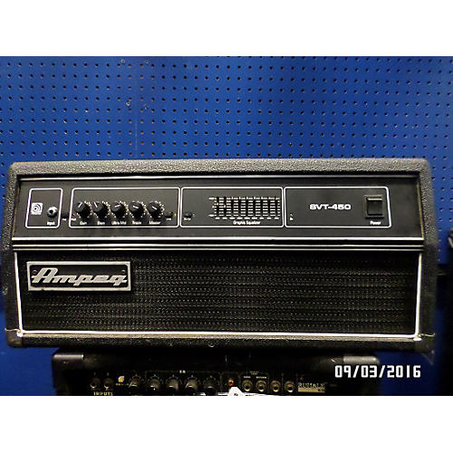 Ampeg SVT450 Bass Amp Head