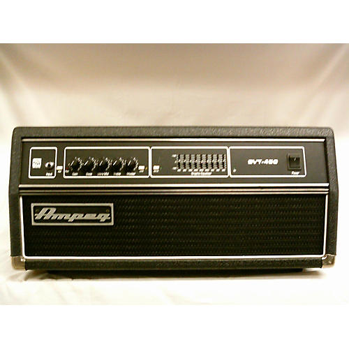 Ampeg SVT450H Bass Amp Head