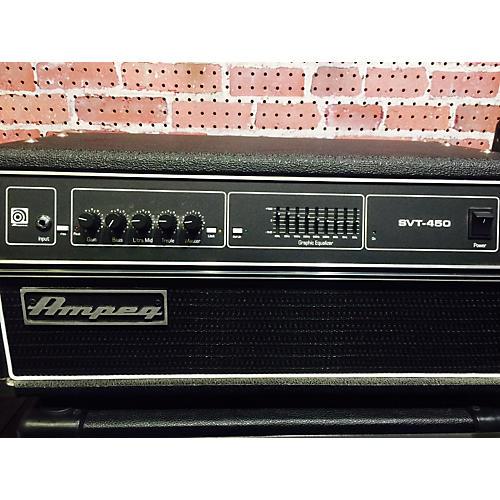 Ampeg SVT450H Solid State Guitar Amp Head