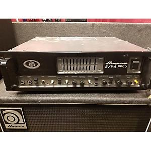 Pre-owned Ampeg SVT4PRO 1200 Watt / 1600 Watt Bass Amp Head by Ampeg