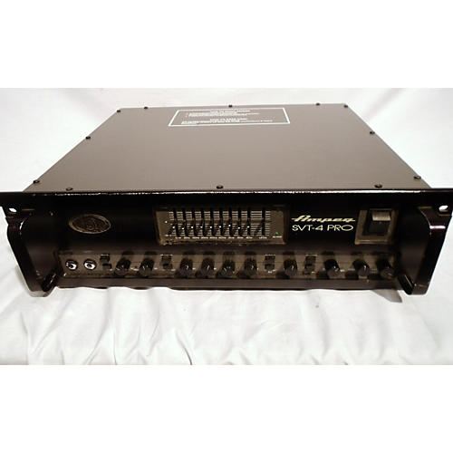 Ampeg SVT4PRO Tube Bass Amp Head