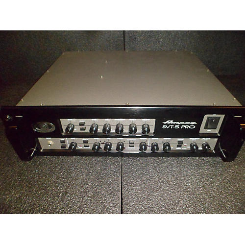 Ampeg SVT5 PRO Bass Amp Head-thumbnail