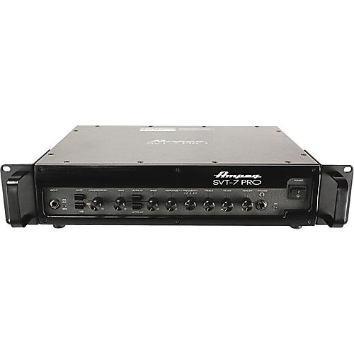 Ampeg SVT7PRO 1000W Class D Bass Amp Head-thumbnail