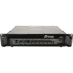Ampeg SVT7PRO 1000 Watt Class D Bass Amp Head