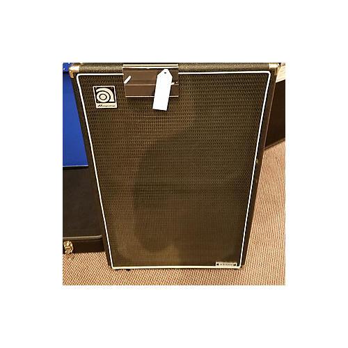 used ampeg svt806he bass cabinet guitar center. Black Bedroom Furniture Sets. Home Design Ideas