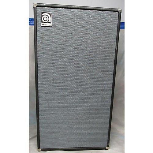 Ampeg SVT810AV 50th Anniversary 1600W 8x10 Bass Cabinet-thumbnail